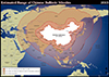 Chinese Missile Ranges