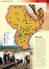 Livestock East Africa Map