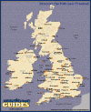 United Kingdom Ireland Expressive Map Guides