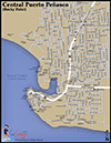 Puerto Penasco Map
