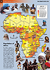 Africa Population Illustrated
