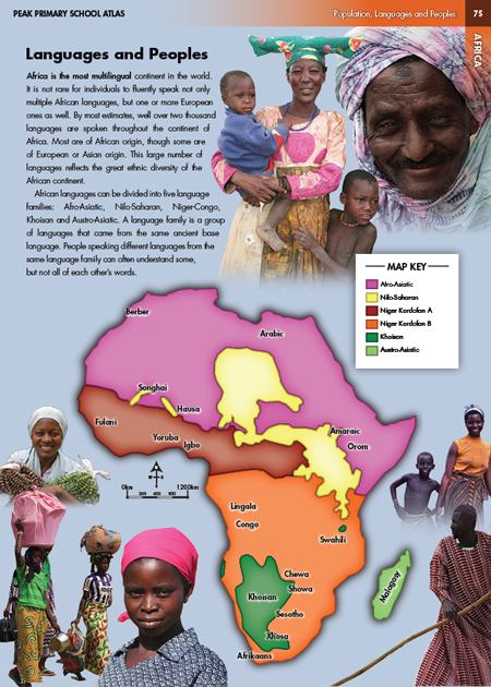 Peoples and Languages of Africa