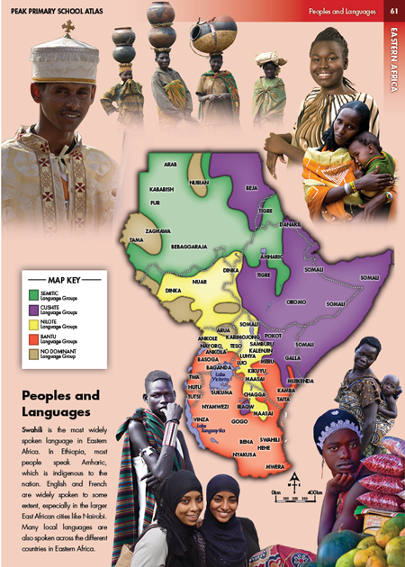 East African Peoples and Languages