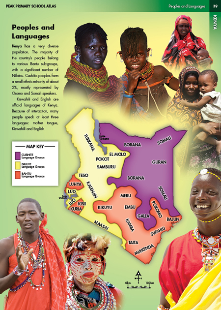 Peoples and Languages of Kenya